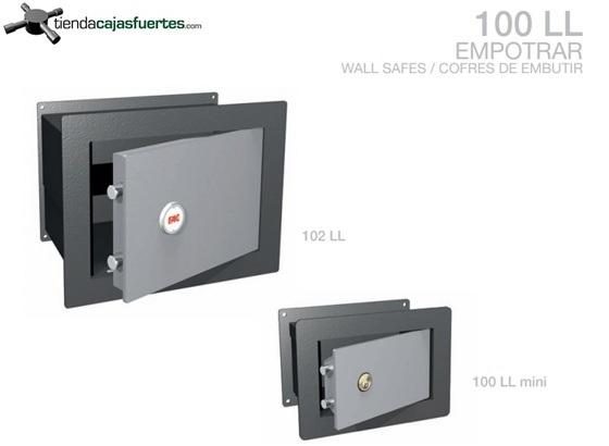 Cajas fuertes serie 100 ll fac al mejor precio - Precio caja fuerte ...
