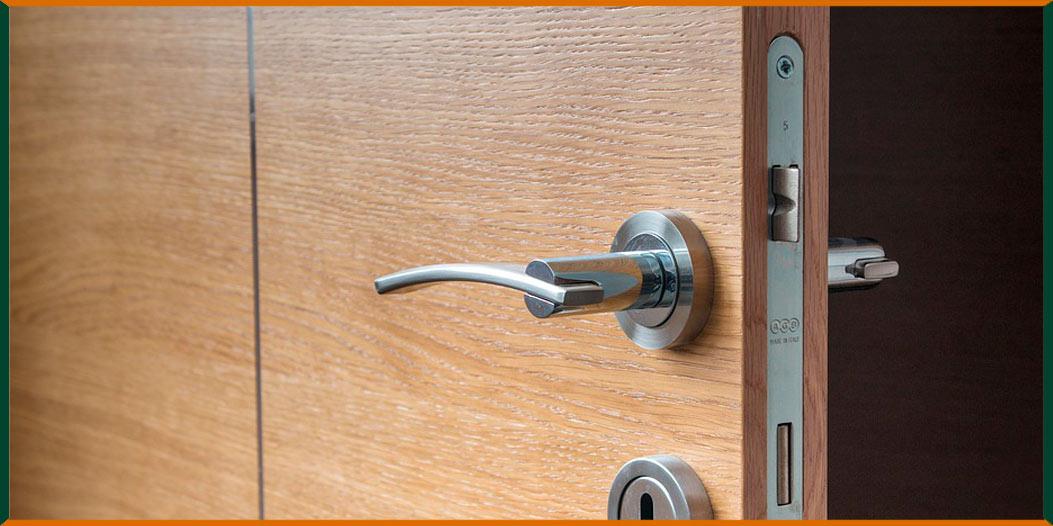 cerradura de puerta blindada precio