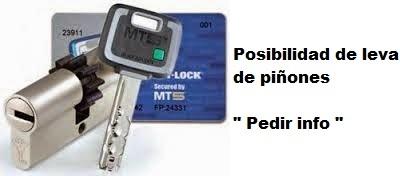 Comprar cilindro alta seguridad mt5 plus reforzado mul t for Bombines de alta seguridad