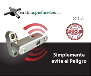 Cerrojo Burgar Avoider Multilock