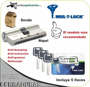 Reforzar la puerta de casa con cilindros antibumping for Mejor bombin de seguridad